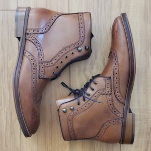 Johnston & Murphy Conrad Wingtip Boot